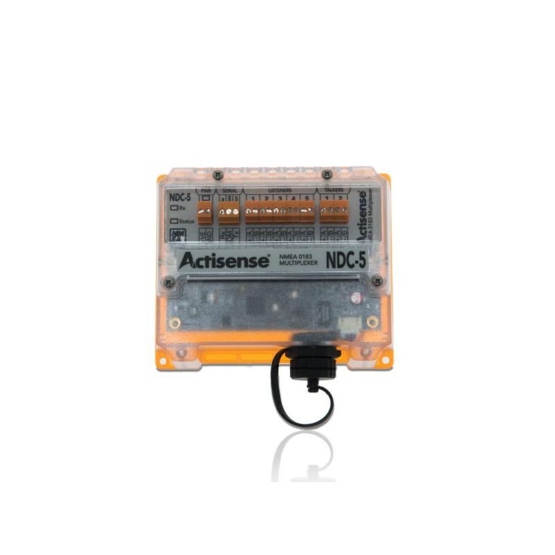 MULTIPLEXER ACTISENSE NMEA0183 NDC-5 - 1