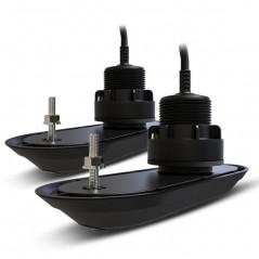 RV-320 Pack trasduttori passanti in plastica - Elemento inclinato 20° - 1