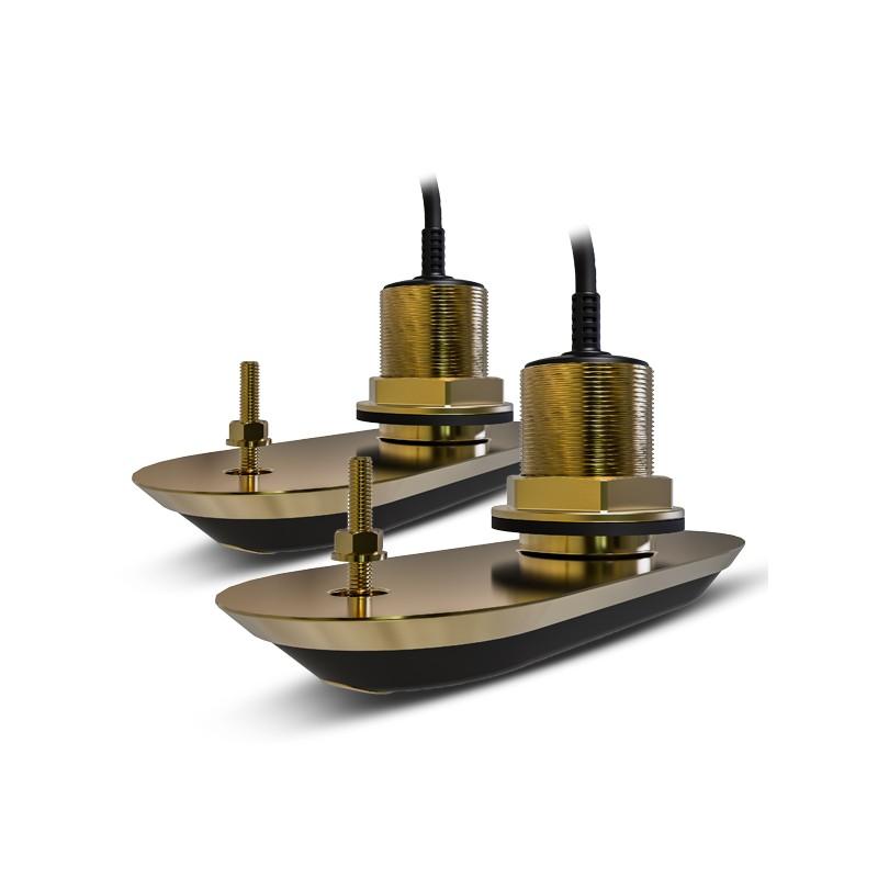 RV-220 Pack trasduttori passanti in plastica - Elemento inclinato 20° - 1