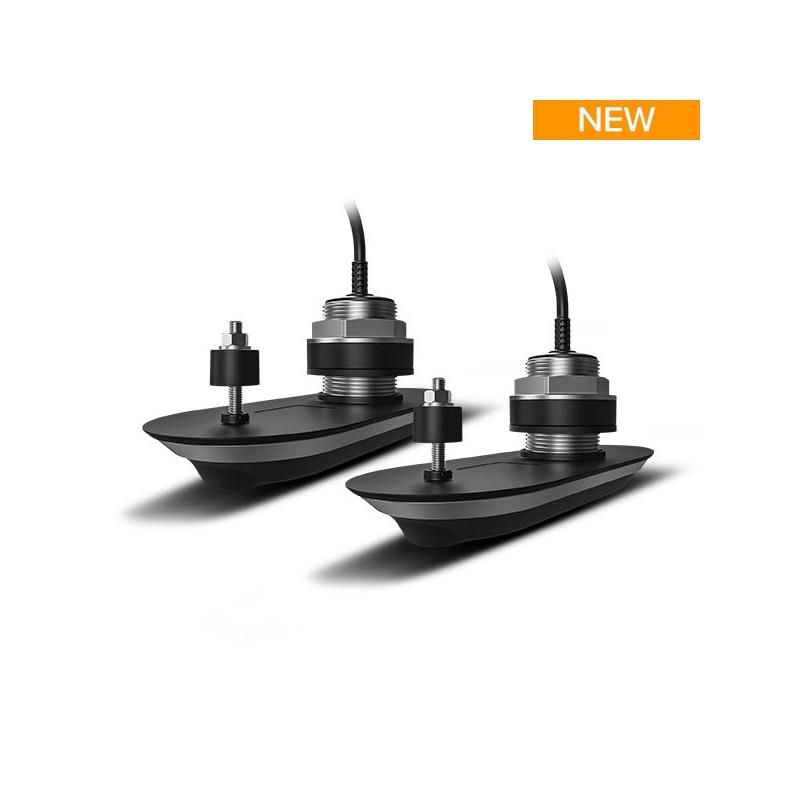 RV-412 Pack trasduttori passanti in acciaio inossidabile  - Elemento inclinato 12° - 1