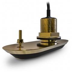 RV-200 Trasduttore passante in Bronzo 3D RealVision - Elemento inclinato 0° - 1