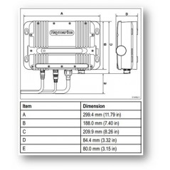 RVX1000 modulo sonar CHIRP - 2