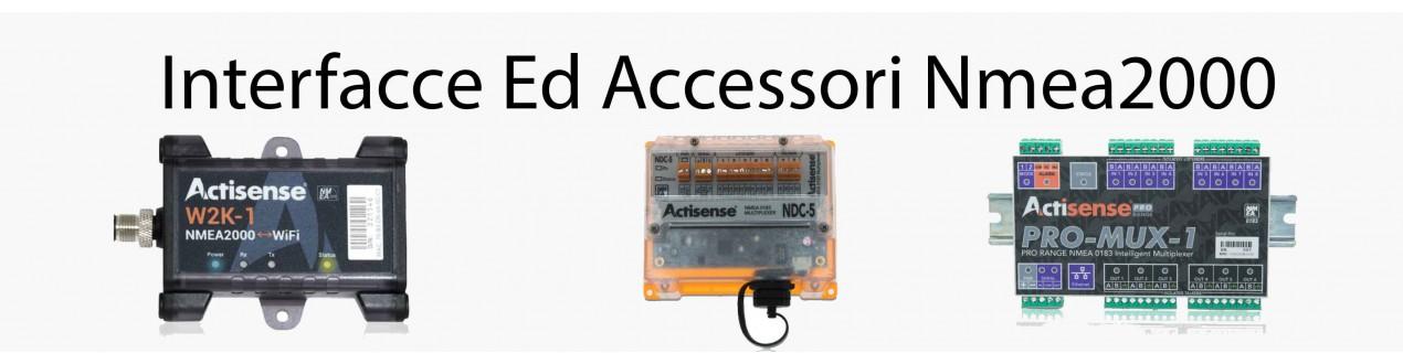 Interfacce ed accessori Nmea2000
