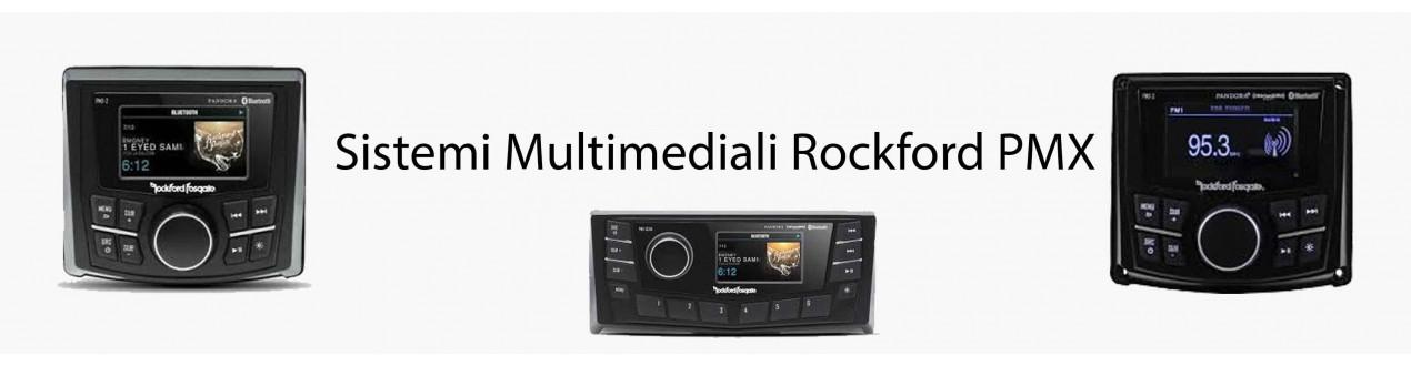 Sistemi Multimediali Rockford PMX
