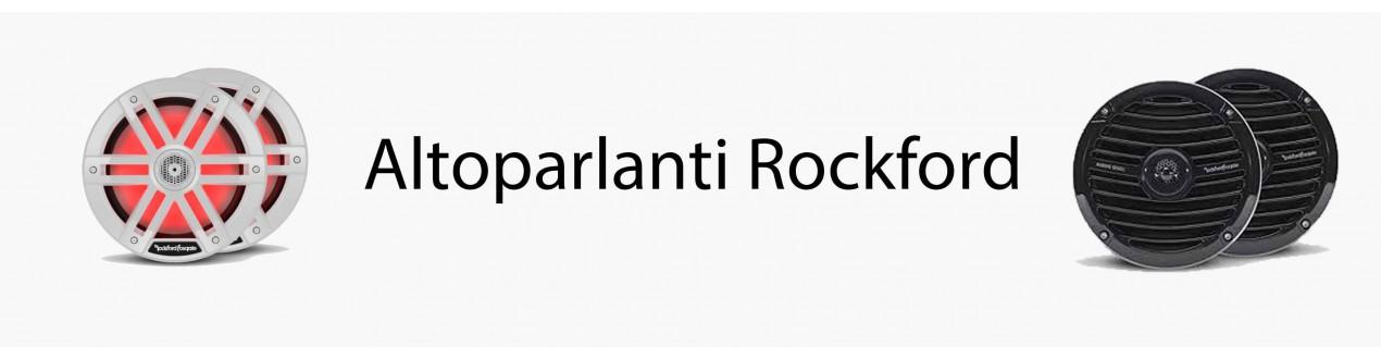 Altoparlanti Rockford