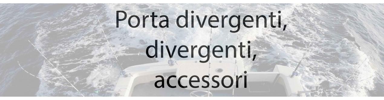 Porta Divergenti, Divergenti e Accessori