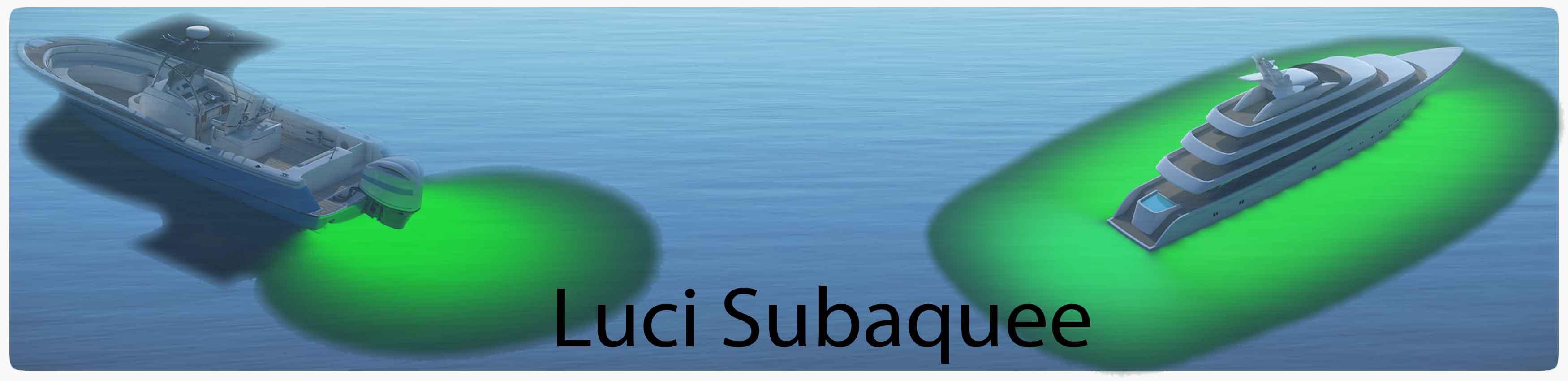 Luci Subaquee