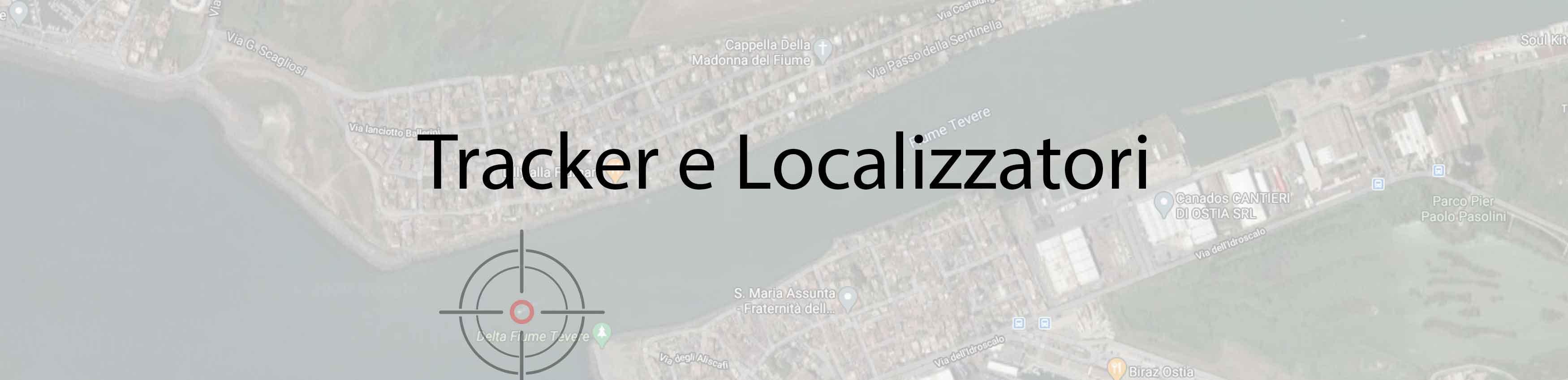 Tracker e localizzatori