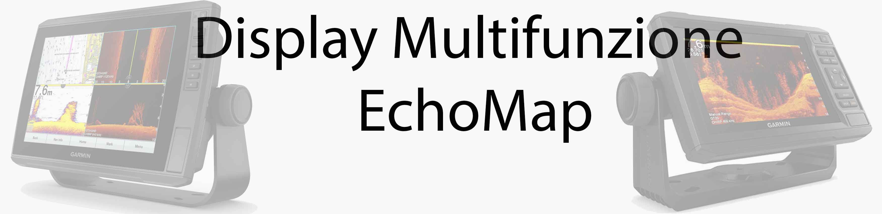 Display Multifunzione EchoMap