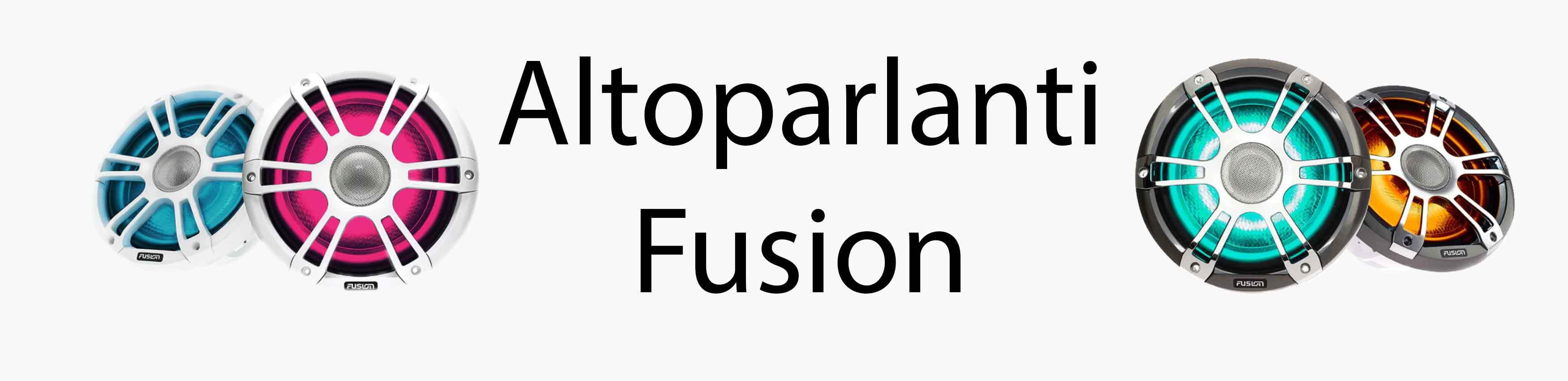 Altoparlanti Fusion
